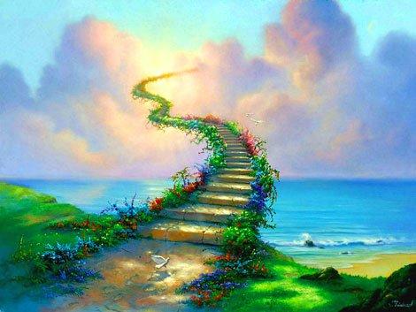 천국은 들어가야 할 대상이 아니고 구현해야 할 대상입니다.