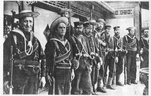 1900년, 호주의 중국정벌기 (2)